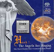TABU CHURCH CHAMBER CHOIR - Hush! The Angels Are Singing [SACD]