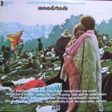 Woodstock - Music From The Original Soundtrack And More [Vinyl 3-LP] used