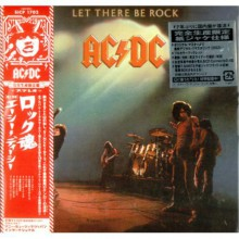 AC/DC - Let There Be Rock [Japan Mini-LP CD]