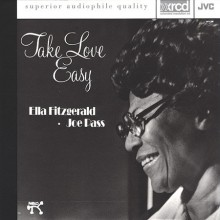 Ella Fitzgerald & Joe Pass - Take Love Easy (XRCD)