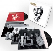 "Queen - Forever (Deluxe Edition) [180g 4LP+12"" Vinyl Single Box Set] 2015"