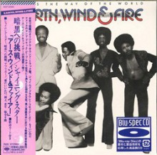 Earth, Wind & Fire - That's The Way Of The World [Mini LP Blu-spec CD] 2012