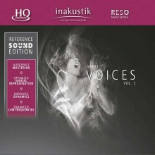Various Artists - Reference Sound Edition: Great Voices Vol.2 (HQCD)