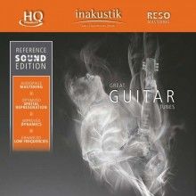 Various Artists - Reference Sound Edition: Great Guitar Tunes (HQCD)