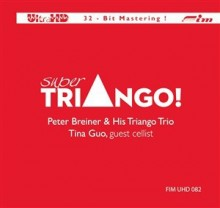 Peter Breiner - Super Triango! (UltraHD 32bit CD)
