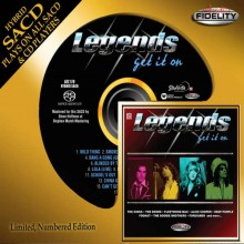 Various Artists - Legends - Get It On (Hybrid SACD)