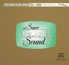 Various Artists - The Super Telarc Sound 1 (UltraHD 32bit CD)