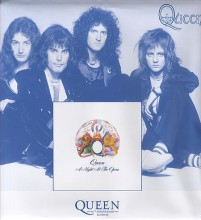 Queen - A Night At The Opera - 30th Anniversary [Vinyl LP]