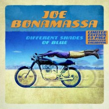 Joe Bonamassa - Different Shades Of Blue (CD) 2014
