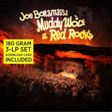 Joe Bonamassa - Muddy Wolf At Red Rocks (180g 3LP)