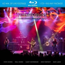 Flying Colors - Second Flight: Live At The Z7 (2CD+Blu-ray) 2015
