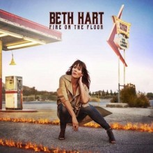 Beth Hart - Fire On The Floor (CD) 2016