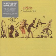 GENESIS - A Trick of the Tail [SACD+DVD] [DELUXE]