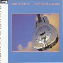Dire Straits - Brothers In Arms (Japan XRCD2)