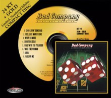 Bad Company - Straight Shooter (24KT Gold-CD)