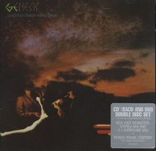 GENESIS - And Then There Were Three [SACD+DVD]