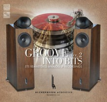 Various Artists - Groove Into Bits Vol.2 (Audiophile 24bit CD)