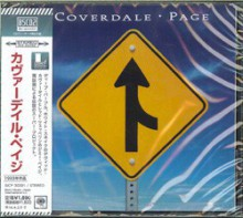 Coverdale / Page - Coverdale Page (Blu-spec CD2) 2013