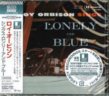 Roy Orbison - Sings Lonely And Blue (Japan BSCD2) 2013