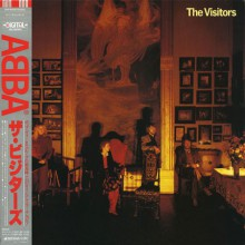 Abba - The Visitors (Japan vinyl LP) 1981 used