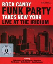 Rock Candy Funk Party (Joe Bonamassa) - Takes New York - Live At The Iridium (2CD+DVD) 2014