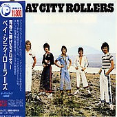 BAY CITY ROLLERS - Dedication [Japan CD]