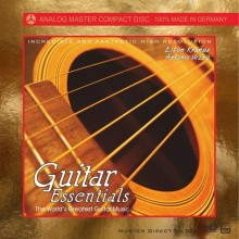 Elton Kranse & Antonio Urzaiz - Guitar Essentials (AAD HD-Mastering CD)