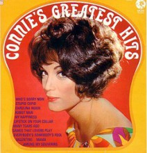 Connie Francis - Connie's Greatest Hits [Vinyl LP] used
