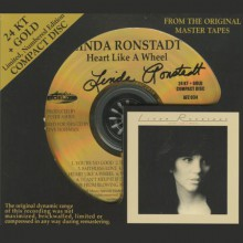 Linda Ronstadt - Heart Like a Wheel (Gold CD)