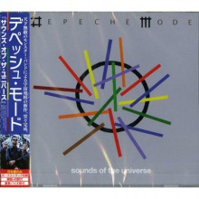 DEPECHE MODE - Sounds Of The Universe [Japan CD]