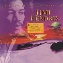 JIMI HENDRIX - First Rays Of The New Rising Sun [180g Vinyl 2LP]