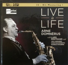 Arne Domnerus - Live is Life (UltraHD 32bit CD) 2013