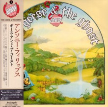 ANTHONY PHILLIPS - The Geese & The Ghost (2CD) [Japan Mini-LP CD]