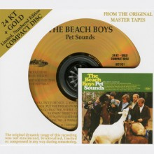 The Beach Boys - Pet Sounds (GOLD CD)