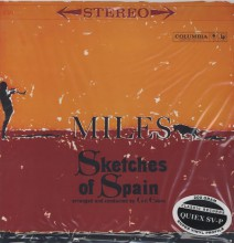 Miles Davis - Sketches Of Spain [200g Vynil LP]