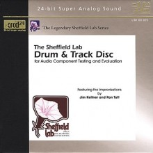 Various Artists - The Sheffield Drum and Track Disc [XRCD24]