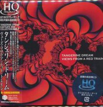 TANGERINE DREAM - Views From A Red Train [Mini-LP HQCD]