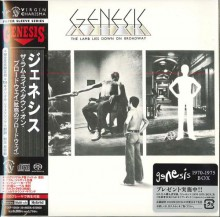 GENESIS - The Lamb Lies Down On Broadway (3CD) [Japan SACD+ DVD]