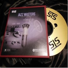 Buddy Tate, Milt Bucker, Wallace Bishop - Jazz Masters vol.1: Legendary Jazz Recordings (Reel To Reel Tape)