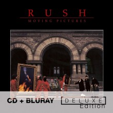 Rush - Moving Pictures (CD+Blu-ray) [Deluxe Edition]