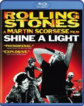 ROLLING STONES - Shine a Light [Blu-ray]