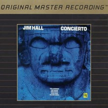 JIM HALL QUARTET - Concierto [SACD] (MFSL)