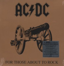 AC/DC - For Those About To Rock [180g Vinyl LP]