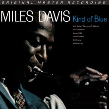 Miles Davis - Kind Of Blue (MFSL) (45rpm 180g 2LP Box Set)