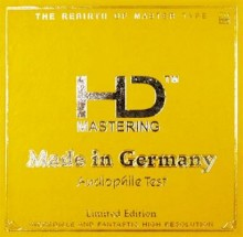Various Artists - Made In Germany: Audiophile Test (HD-Mastering CD)