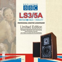 Various Artists - LS3/5A Limited Edition (HD-Mastering CD)