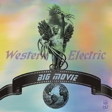 Various Artists - Western Electric Sound: Big Movie (HD-Mastering CD)