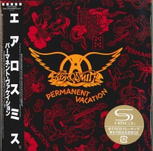 AEROSMITH - Permanent Vacation [Mini LP SHM-CD]