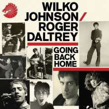Wilko Johnson & Roger Daltrey - Going Back Home (CD) 2014
