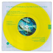 Pink Floyd Tribute Band - If You Were In The Middle (Yellow Vinyl) [LP+CD] 2013